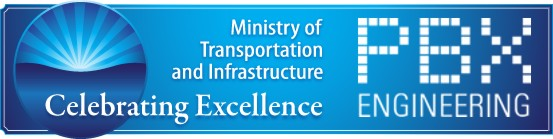 2012/13 MoTI Deputy Minister's Consulting Engineers Award – Specialized Engineering Services (Advanced Traveller Information System)