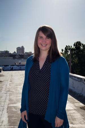 Annie Beauvillier - women engineering construction - rock star