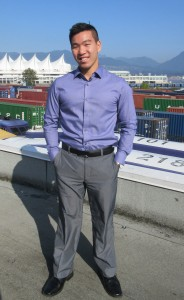 Izaak Lee PBX Vancouver