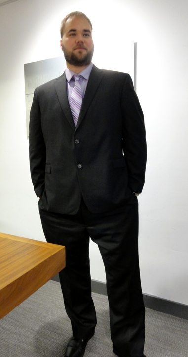 Brendan Brown Suit