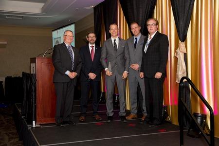 Cory Edgar ITS Canada Young Leadership