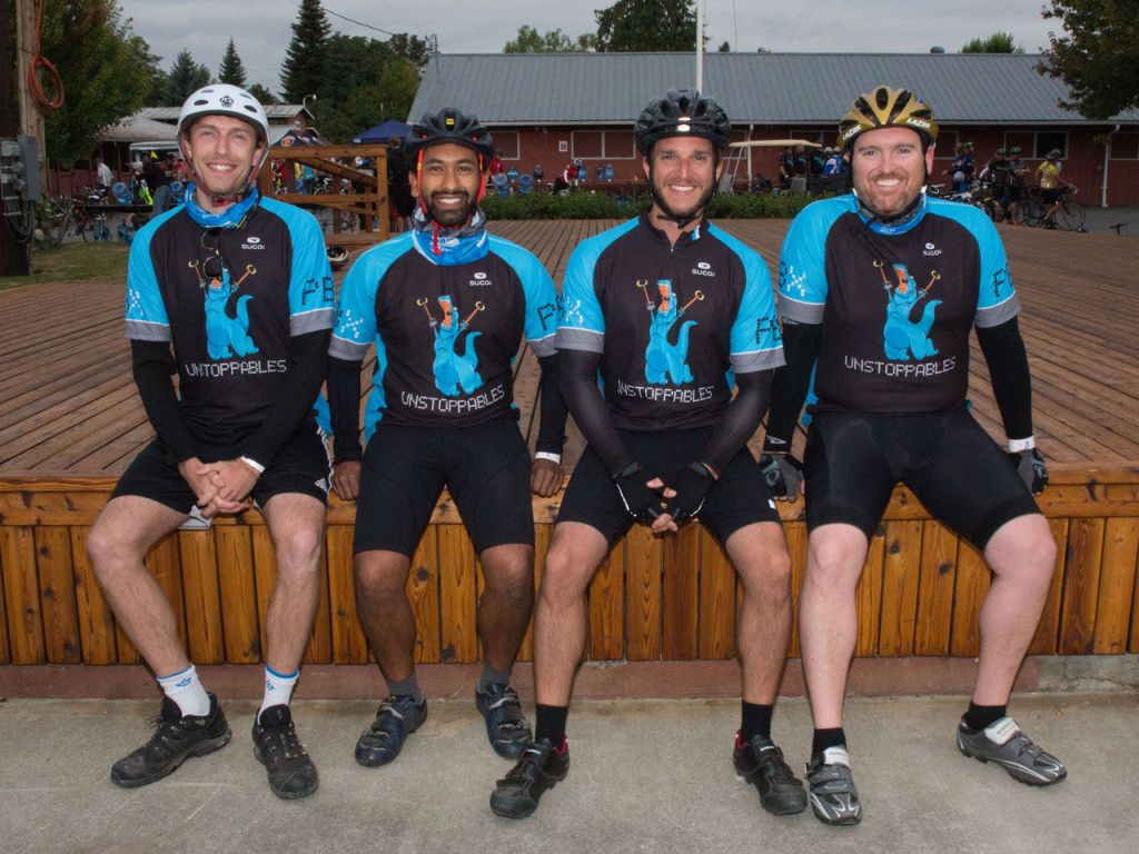 PBX Engineering Ride to Conquer Cancer