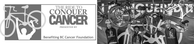 PBX Participates in Ride to Conquer Cancer