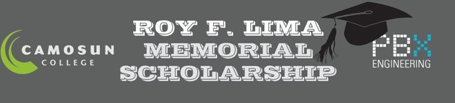 PBX Presents the Roy F. Lima Memorial Scholarship